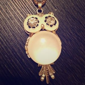 Jewelry - Unique Owl Necklace